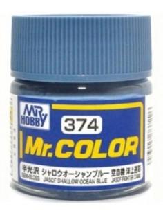 C374 JASDF Shallow Ocean Blue - 10ml Tinta Lacquer