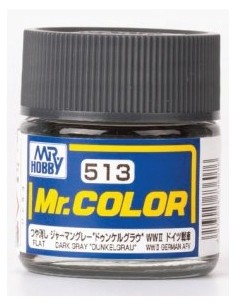 "C513 Dark Gray ""Dunkelgrau"" - 10ml Tinta Lacquer"