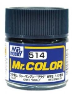 "C514 Gray ""Grau"" - 10ml Tinta Lacquer"