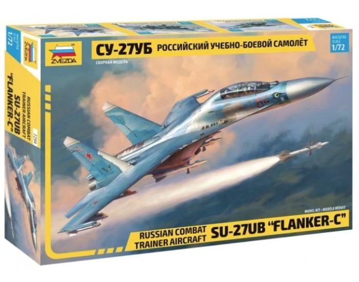 "SU-27UB ""Flanker-C"""