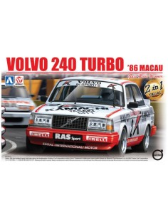 Volvo 240 Turbo '86 Macau Guia Race Winner