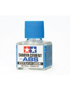 Tamiya Cement ABS Frasco 40ml