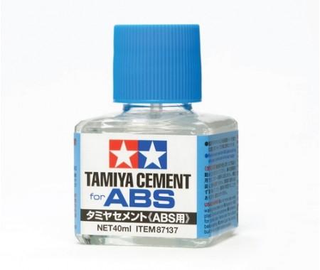 Tamiya Cement ABS Frasco 40ml