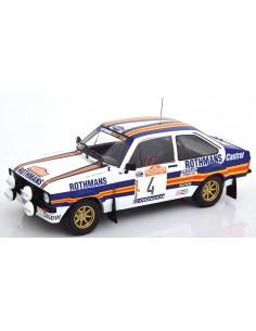 Ford Escord MK2 RS 1800 Ari Vatanen - Rallye San Remo 1980