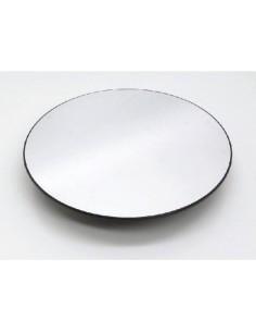 Base espelhada rotativa 30cm