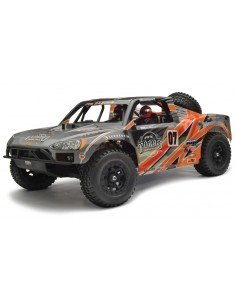 FTX - FTX5542O - FTX Torro Nitro Trophy Truck RTR  - Hobby Sector