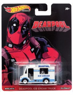 Real Riders - Deadpool Ice Cream Truck
