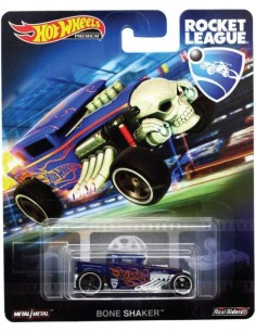 Real Riders - Bone Shaker Rocket League