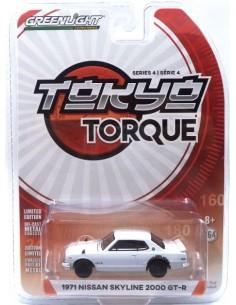 """1971 Nissan Skyline 2000 GT-R """"Tokyo Torque Series 4"""""""