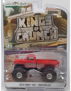 "1979 Ford F-350 - High Roller ""Kings of Crunch series 3"""