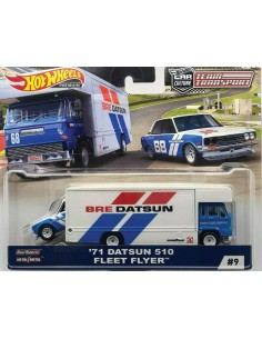 Real Riders '71 Datsun 510 Fleet Flyer - Team Transport