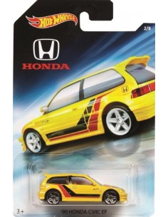 '90 Honda Civic EF - Honda 70th anniversary series 2/8