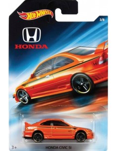 Honda Civic SI - Honda 70th anniversary series 3/8