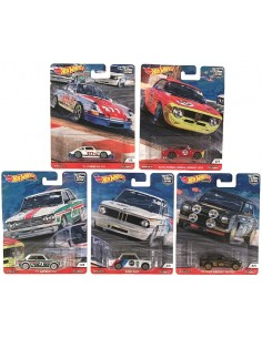 Real Riders - Door Slammers series Set x5 models