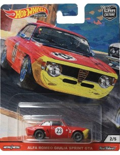 Real Riders Alfa Romeo Giulia Sprint GTA - Door Slammers Series 2/5