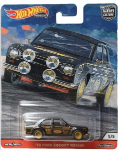 Real Riders '70 Ford Escort RS1600 - Door Slammers Series 5/5
