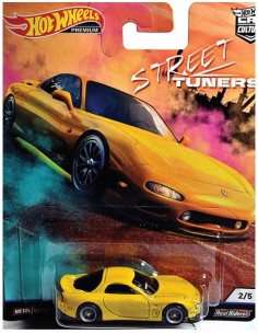 Real Riders '95 Mazda RX-7 - Street Tuners Series 2/5