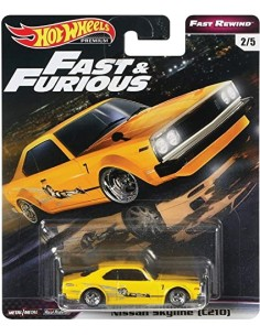 Real Riders Nissan Skyline (C210) Fast & Furious - Fast Rewind Series 2/5