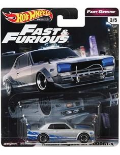 Real Riders Nissan Skyline HT 2000GT-X Fast & Furious - Fast Rewind Series 3/5