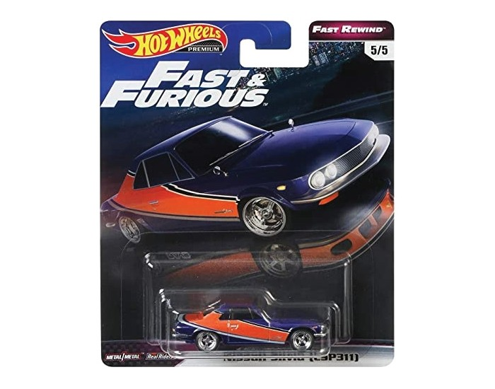 Real Riders Nissan Silvia (CSP311) Fast & Furious - Fast Rewind Series 5/5