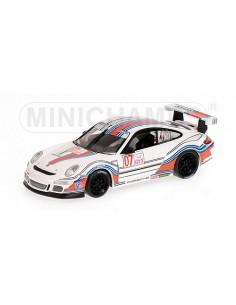 PORSCHE 911 GT3 CUP - TEAM AASCO MOTORSPORTS - MARC WEBBER - IMSA GT3 CHALLENGE SEBRING 2008