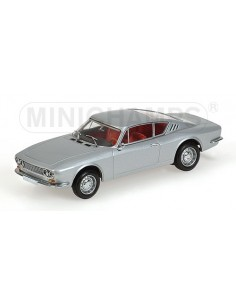 FORD OSI 20M TS - 1967 - SILVER
