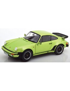 PORSCHE 911 TURBO 3.3L COUPE - 1978
