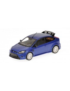 FORD FOCUS RS - 2009 - BLUE METALLIC
