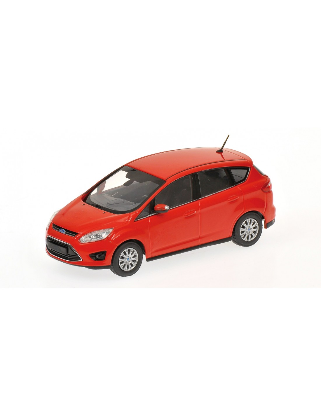 minichamps ford c max compact 2010 red. Black Bedroom Furniture Sets. Home Design Ideas