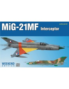 Mig-21MF Interceptor - Weekend edition
