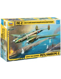 Petlyakov PE-2 Soviet Dive Bomber