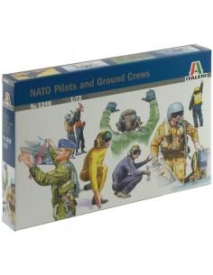 NATO Pilots and Ground Crew
