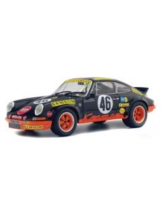 Solido - S1801110 - Porsche 911 RSR 24H Spa 1973 - Kremer  - Hobby Sector