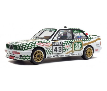 Solido - S1801505 - BMW E30 M3 A. Berg - DTM 1991  - Hobby Sector