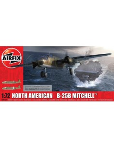 Airfix - A06020 - North American B-25 Mitchell  - Hobby Sector