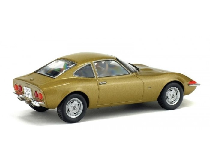 Solido - S4302300 - Opel GT 1968  - Hobby Sector