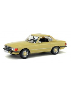 Solido - S4302200 - Mercedes 350 SL (R107) 1971  - Hobby Sector