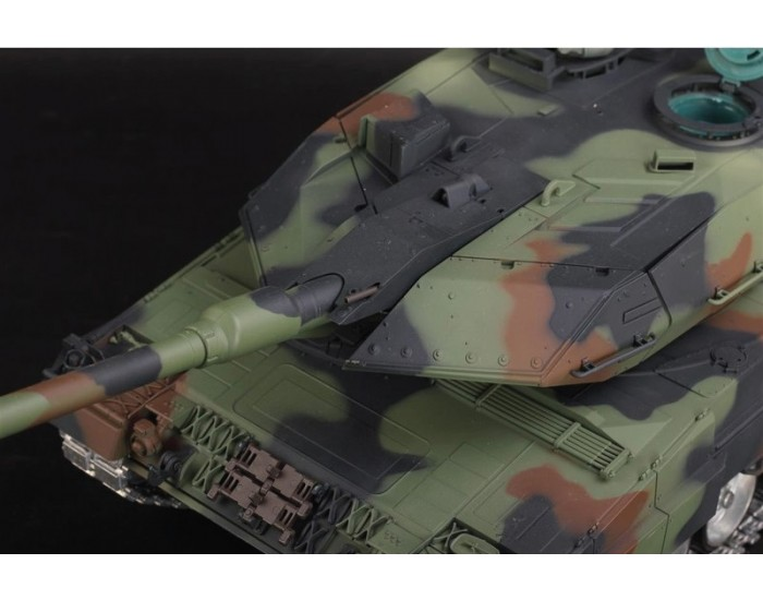 Torro - 1116038892 - Leopard 2A6 camo BB + IR  - Hobby Sector
