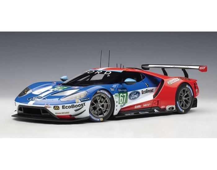AUTOart - 81710 - Ford GT LMGTE PRO - Le Mans 2017  - Hobby Sector