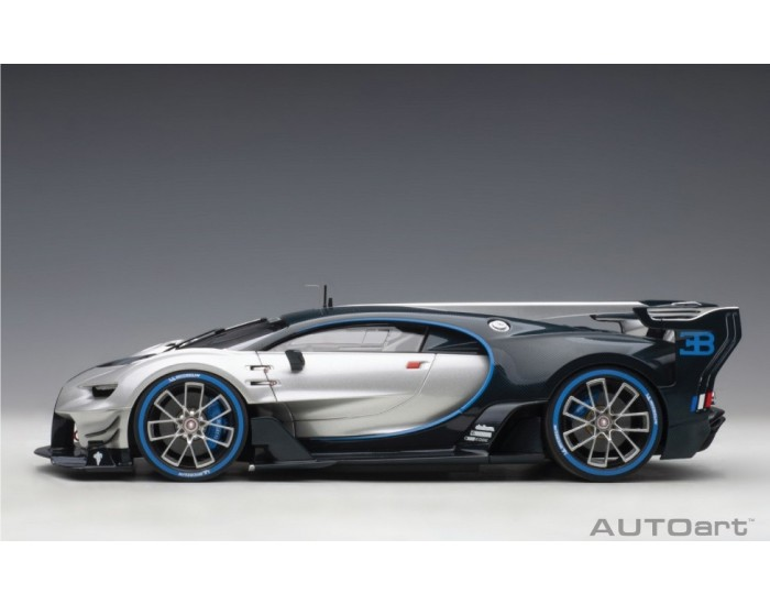 AUTOart - 70987 - Bugatti Vision Gran Turismo - 2015  - Hobby Sector