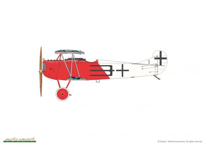 Eduard - 70134 - Fokker D.VII (Alb) - ProfiPack Edition  - Hobby Sector