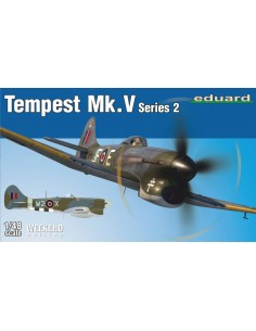 Eduard - 84170 - Tempest MK.V Series 2 - Weekend edition  - Hobby Sector