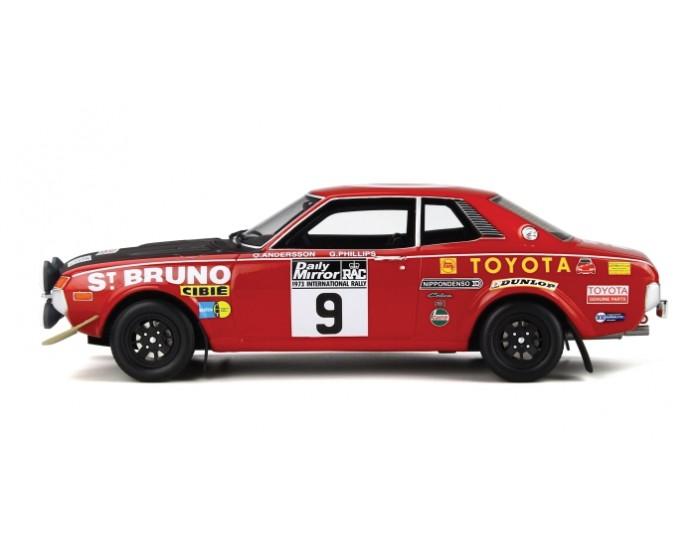 OTTO - OT274 - Toyota Celica 1600 GT TA22 RAC 1973  - Hobby Sector