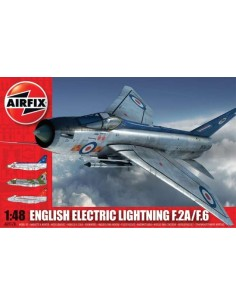 Airfix - English Electric Lightning F.2A/F.6