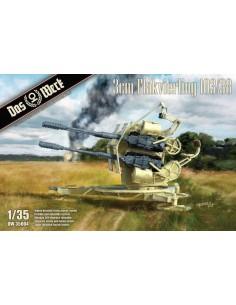 Das Werk - DW35004 - 3cm Flakvierling 103/38  - Hobby Sector