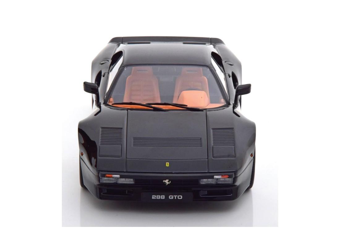 Ferrari 288 gto 1984 negro KK scale 1:18 kkdc 180412