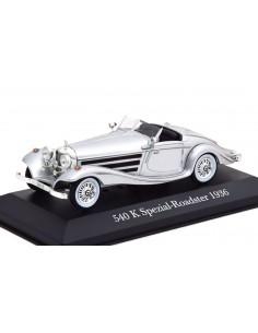 Altaya - 7905005 - Mercedes Benz 540 K Spezial-Roadster 1936  - Hobby Sector