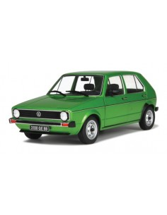 Solido - S1800203 - Volkswagen Golf L 1983 Viper Green  - Hobby Sector