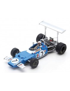 Spark - S7190 - Matra MS80 Jackie Stewart GP Spain 1969  - Hobby Sector