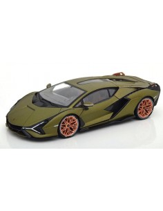 Bburago - 11046 - Lamborghini Sián FKP 37  - Hobby Sector